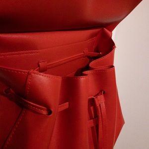 Bags - Red Crossbody Bag